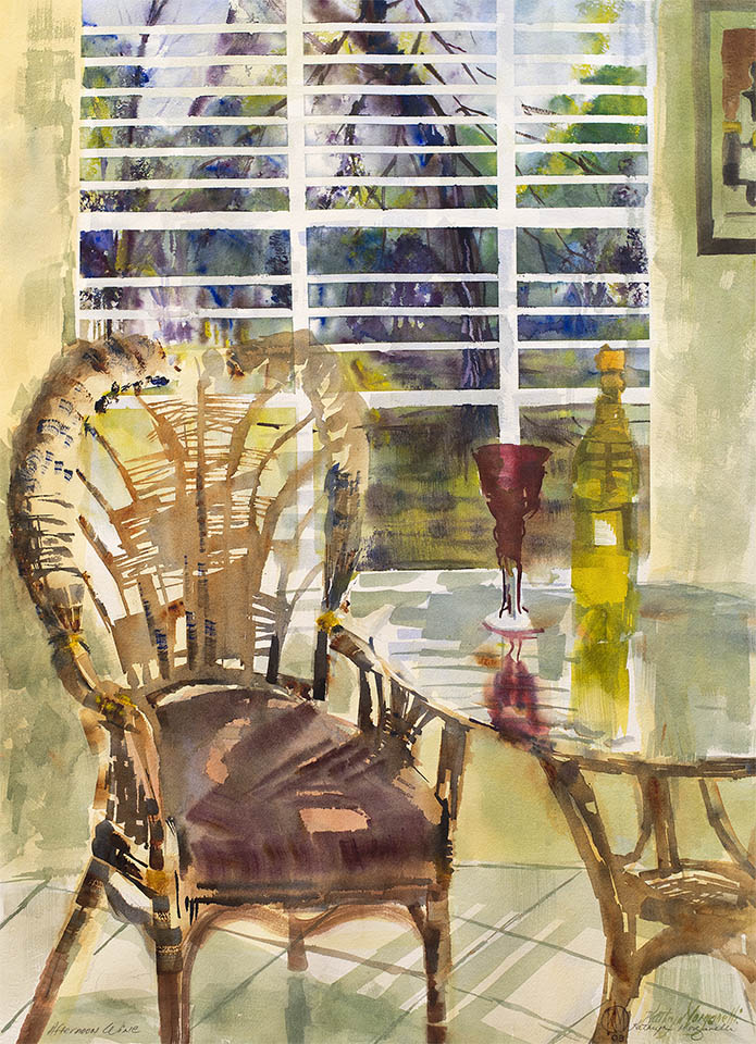 Afternoon-Wine-by-Kathyrn-Morganelli